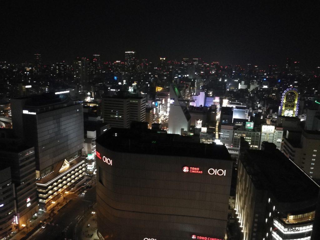 スイスホテル南海大阪部屋の様子4
