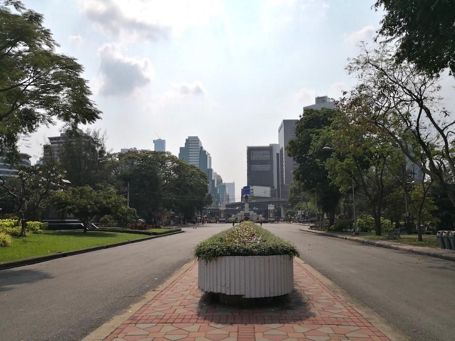 バンコクのルンピニー公園3