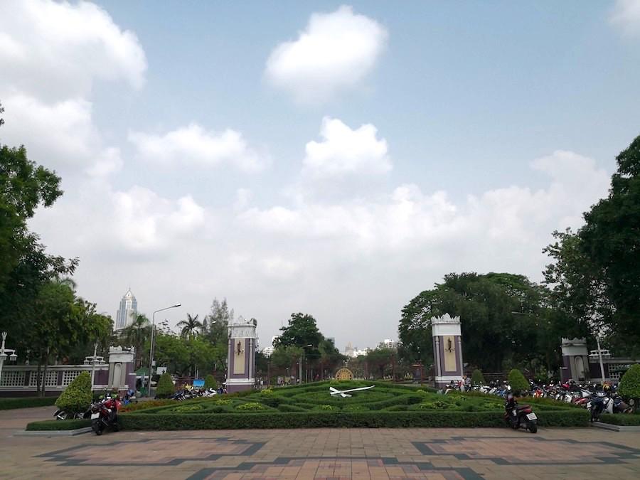 バンコクのルンピニー公園4