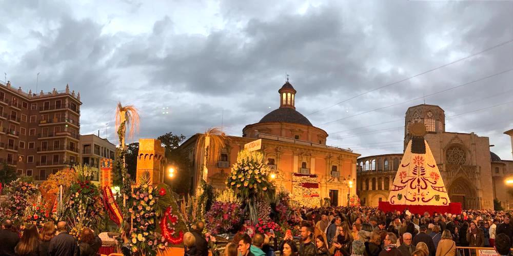 サンホセの火祭りの街の様子2