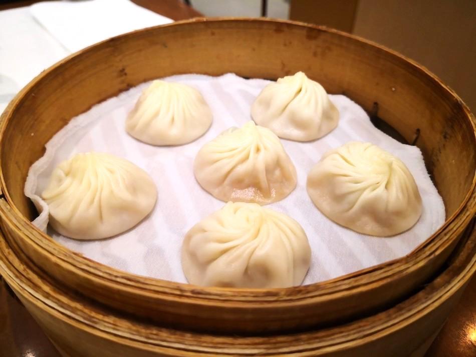 香港の鼎泰豊の小籠包