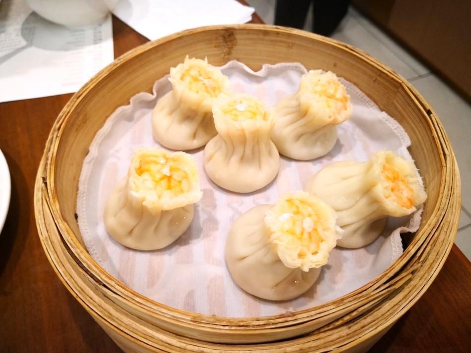 香港の鼎泰豊の料理の様子3