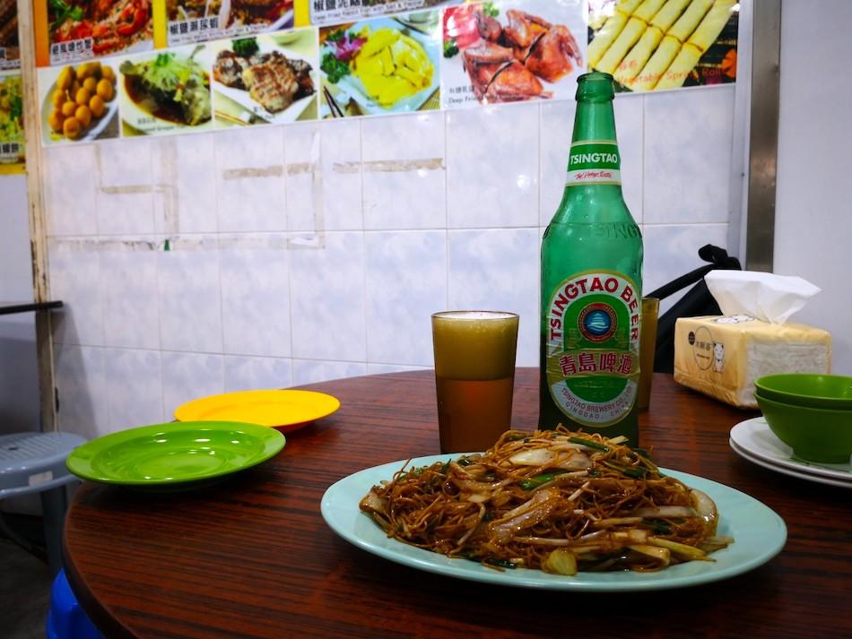 香港男人街のTong Tai Seafoodレストランの様子5