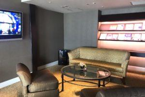 神戸ベイシェラトン ホテル&タワーズのクラブフロアラウンジ
