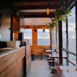 シドニーにあるセルシウスカフェの店内の様子