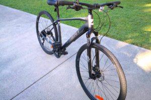 ジャイアントのクロスバイク(Roam2)